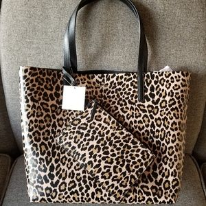 Kate Spade Maya Reversible Leather Tote